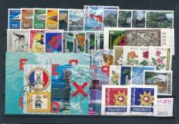 Schweiz  Lot- Jahr 2002  -top O....    (ze8241  ) Siehe Scan - Schweiz