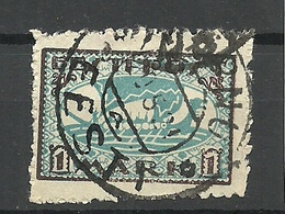 Estland Estonia 1920 Michel 12 Old Forgery Fälschung FAKE O - Estland