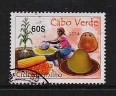 Cape Verde 2014, Food, Corn, Vfu - Cape Verde