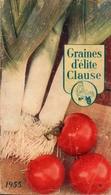 Catalogue Clause 1955 - Garden