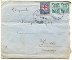 Kingdom Of Yugoslavia - Našice Croatia 1937. Porto, Traveled To Suza Baranja - 1931-1941 Kingdom Of Yugoslavia