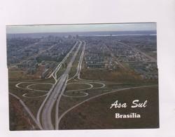 CPM BRASILIA, ASA SUL  En 1995! (voir Timbre) - Brasilia