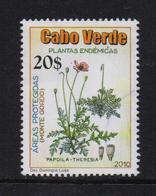 Cape Verde 2010, Flower, Minr 959, Vfu - Cape Verde