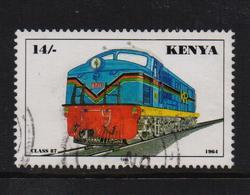 Kenya 1997, Train, Minr 704, Vfu - Kenya (1963-...)