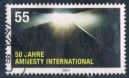 2011   50 Jahre Amnesty International - Oblitérés