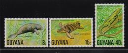 Guyana 1978, Animals, MNH. Cv 8 Euro - Guyana (1966-...)