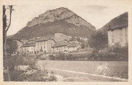 01 // ARCIS   Barrage De L'Albarine Et Le Rocher De Narces - France