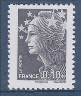 Marianne De Beaujard, N°4228a Neuf Gommé 0.10€ Gris - 2008-13 Marianne De Beaujard