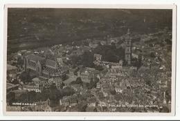 MONS - Vue Sur La Ville Et Les Environs - Mons