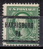 USA Precancel Vorausentwertung Preo, Locals Pennsylvania, Harrisburg L-11 TS - Vereinigte Staaten