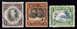 NIUE 1938 - Set MNH** - Niue