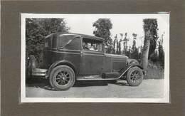 VOITURE - Modèle à Identifier Années 20, Photo Format 11,5cm X 6,8cm Environ. - Automobili