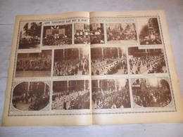 """Origineel Knipsel ( 1224 ) Uit Tijdschrift """" Ons Land In Woord En Beeld  """" 1926 : Gand Gent  Boy - Scouts  Scout - Collections"""