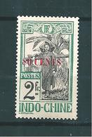 Colonie Timbres D'Indochine De 1919  N°87 Neufs * Cote 35€ - Indochine (1889-1945)