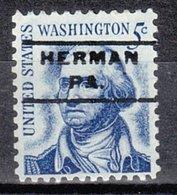 USA Precancel Vorausentwertung Preo, Locals Pennsylvania, Herman L-1 TS - Vereinigte Staaten