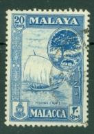 Malaya - Malacca: 1960/62   Pictorial   SG56    20c     Used - Malacca