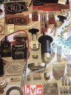 Catalogue Bvg Gravure Industrielle , 8 Feuillets (stylo Graveur, Marquage Par Brulage, Marquage Sur Le Bois, Marteaux Fr - Do-it-yourself / Technical