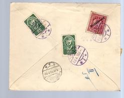 1919 Guido Fekete Alleegasse 65  > Reinou Kingma (stamp Dealer) In Velp Holland (322) - 1918-1945 1a Repubblica