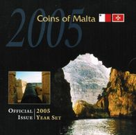 Malta Coin Set 2005 - Malta
