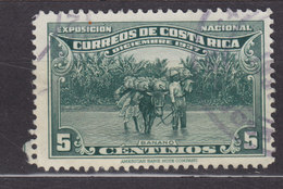 Costa Rica 1937 Mi. 201    5 C. Costaricaner Mit Bananentragendem Esel - Costa Rica