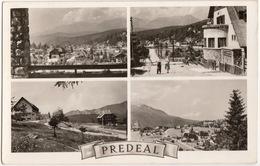 Predeal - (Romania) - 1961 - Roemenië
