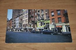 26- Greenwich Village - Cars - NY - New York