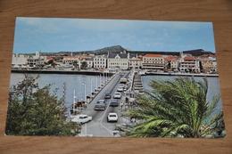 27- Curacao, Queen Emma Pontoon Bridge - Cars - Curaçao