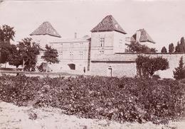Photo 1898 CAVEIRAC (près Nîmes) - Le Château (A188) - Francia