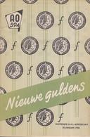 AO-reeks Boekje 594 - Dr. J.W.A. Van Hengel: Nieuwe Guldens - 20-01-1956 - Histoire