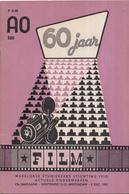 AO-reeks Boekje 588 - L.J. Jordaan: 60 Jaar Film - 09-12-1955 - Histoire