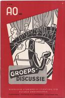 AO-reeks Boekje 580 - Dr. Joh. H. Scheurer: Groepsdiscusie - 14-10-1955 - History