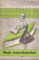 AO-reeks Boekje 890 - Dr. F. De Tollenaere: Onze Woordenschat - 15-12-1961 - History