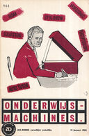 AO-reeks Boekje 944 - Dr. L. Van Gelder: Onderwijsmachines - 11-01-1963 - Geschiedenis