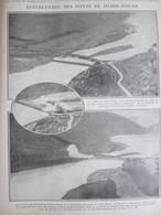 Guerre 14-18  Destruction Des Ponts De   DEMIR-HISSAR SALONIQUE THESSALONIQUE GRECE - Unclassified