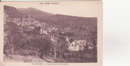 CPA -  108 .GRASSE - Vue Générale Côté Ouest - Grasse