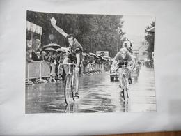 FOTO CICLISMO GIRO DEL TICINO 1966 VINTAGE GIUSEPPE FEZZARDI . - Ciclismo