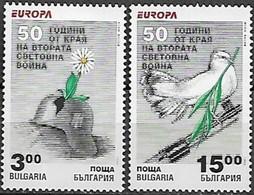 Bulgaria 1995  - Europa / Europe Cept - Set MNH** - Europa-CEPT