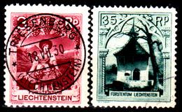 Liechtenstein-146 - Emissione Del 1930 (o) Used - Senza Difetti Occulti. - Liechtenstein