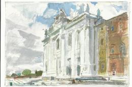 Ciudad Del Vaticano. Postal Del Jubileo Del Año 2000. Basílica De San Juan De Letran. - Vaticano (Ciudad Del)