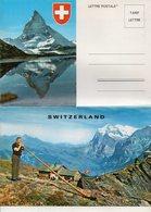SUISSE - Lettre Postale - Non Classés