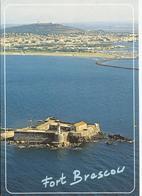 Fort Brescou. Francia. - Castillos