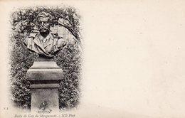 ROUEN - Buste De Guy De Maupassant - Rouen