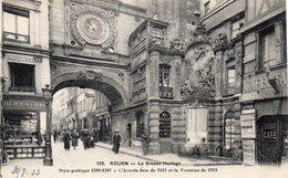 ROUEN - La Grosse Horloge - Rouen