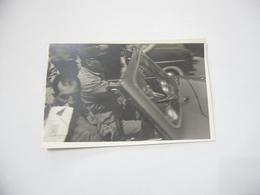FOTO CICLISMO 39°GIRO D'ITALIA 1956 AUTO D'EPOCA-11 - Ciclismo