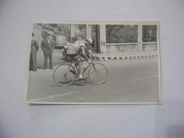 FOTO CICLISMO 39°GIRO D'ITALIA 1956 AUTO D'EPOCA Vintage -11 - Ciclismo