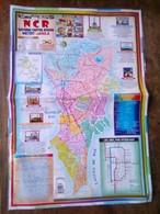 NCR Metro Manila - Geographical Maps