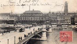ROUEN - Pont Boieldieu - Rouen