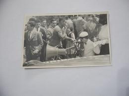 FOTO CICLISMO 39°GIRO D'ITALIA 1956 AUTO D'EPOCA Vintage - - Ciclismo