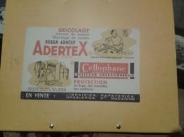 ---- BUVARD --- Ruban Adhésif Adertex - Pulizia
