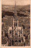 ROUEN - L'Eglise Saint Maclou Vue De La Cathédrale - Rouen